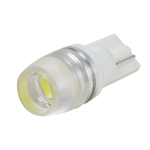 MENGS® T10 1.5W LED Car Light COB LEDs Car Reading Light / Indoor Car Light DC 12V in Warm White Energy-saving Lamp