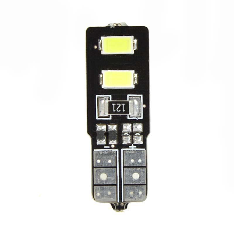 MENGS® T10 2W LED Car Light 4x 5730 SMD LEDs LED Canbus Lamp LED Side Light/Reading Light DC 12V In Cool White Energy-saving light