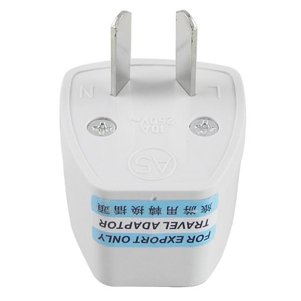 MENGS® Universal Travel Plug Power Adapter Converter Wall Plug for GB/Australia