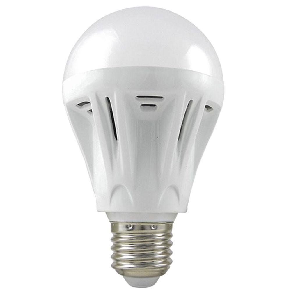 MENGS® E27 7W LED Globe Light 27x 2835 SMD LEDs Ball Lamp Bulb in Warm White Energy-Saving Lamp