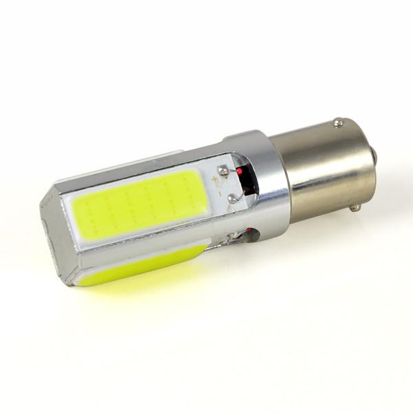 MENGS® 1156 BA15S 20W LED Car Light COB LED Lamp LED Anti-Fog / Brake Light DC 10-30V in Cool White Energy-Saving Light