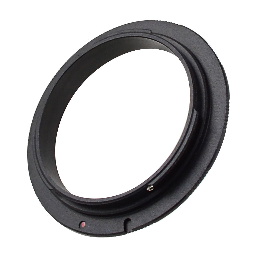 MENGS® 52mm Lens Mount Adapter Ring Alloy Aluminum Material For Canon EOS EF EF-S Camera Body