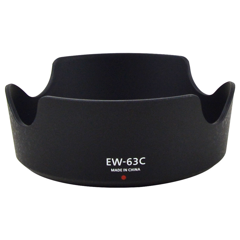 MENGS® EW-63C Petal Shape Lens Hood for Canon EF 28-90mm f/4-5.6 II USM, EF-S 18-55mm f/3.5-5.6 USM, 28-80mm f/3.5-5.6 V USM