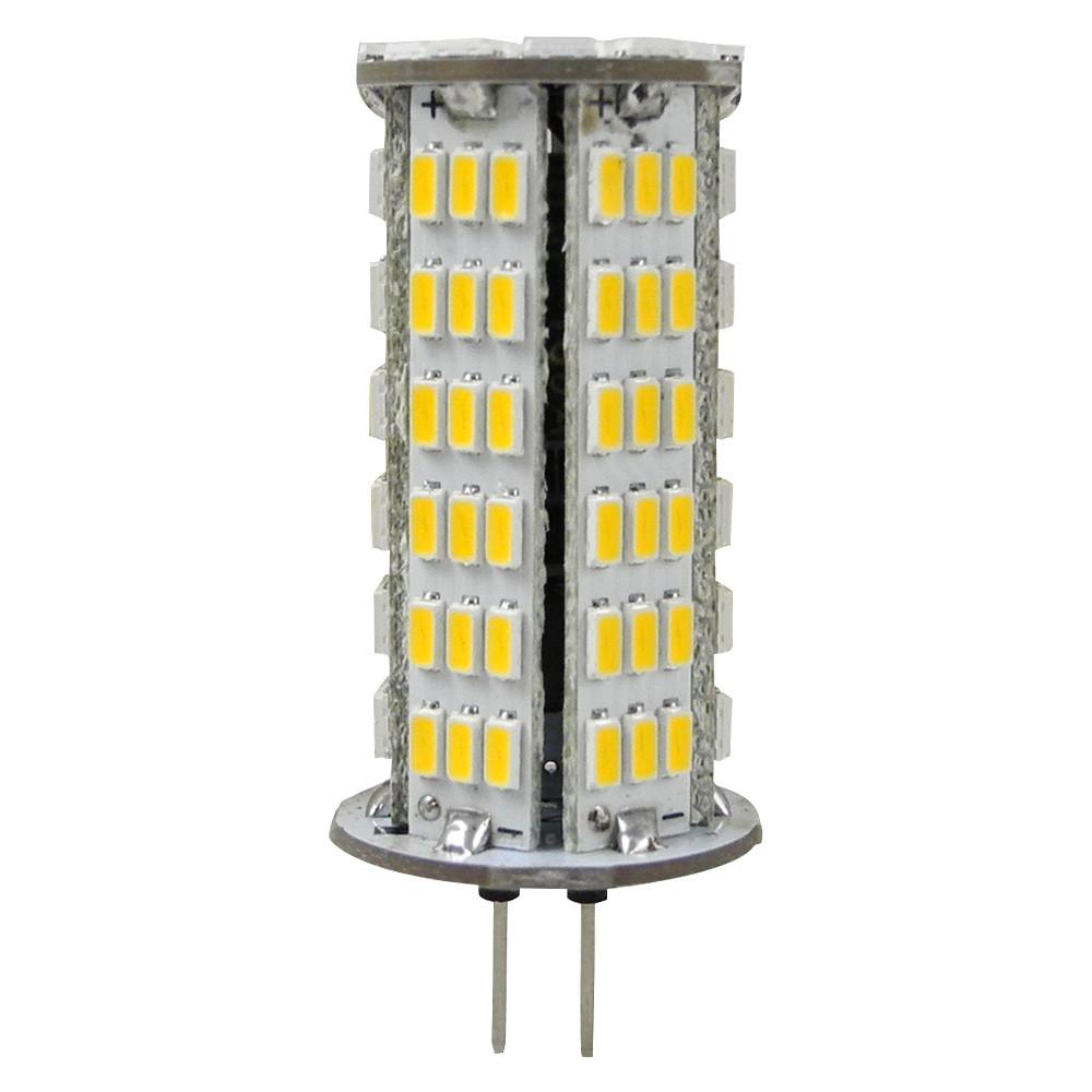 MENGS® G4 5W LED Light 126x 3014 SMD LEDs LED Lamp Bulb AC/DC 12V in Warm White Energy-saving Lamp