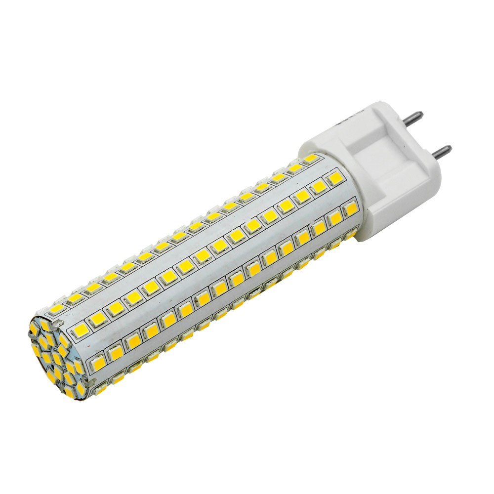 MENGS® G12 15W LED Light 144x 2835 SMD LED Lamp Bulb In Warm White Energy-Saving light