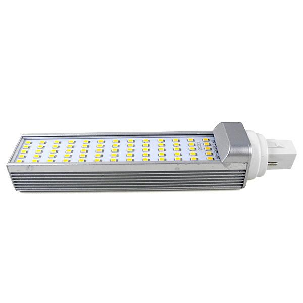 MENGS® G24 13W LED PL Light 65x 2835 SMD LEDs LED Lamp Bulb in Warm White Energy-Saving Lamp